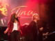Tina Turner und Hauptdarstellerin Kristina Love Foto: Stage