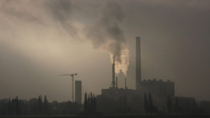 Umweltverschmutzung Foto: Hildegard-Armbruster_pixelio.de