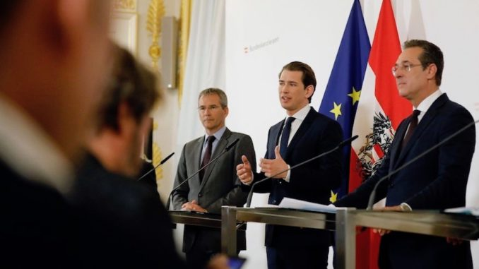 Präsentation der Steuerreform Foto: Dragan Tatic BKA