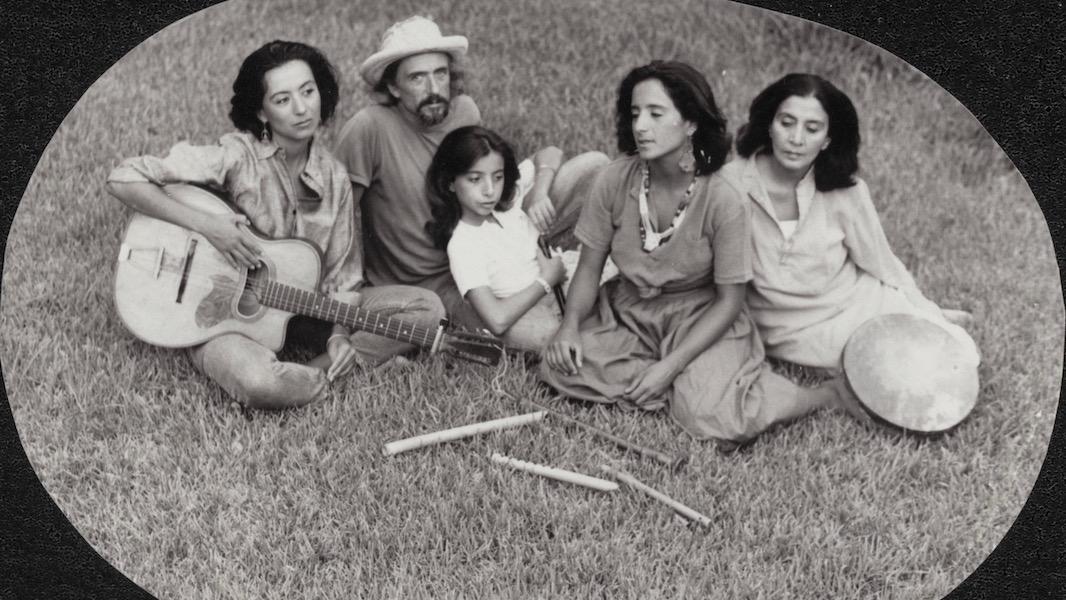 Familie Brauer 1980er (c) Privatbesitz Arik Brauer