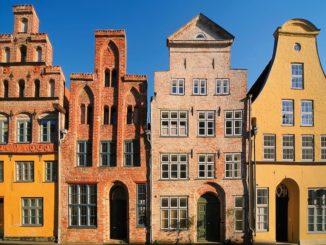 Lübeck: Altstadthäuser ©LTM/Thomas Radbruch