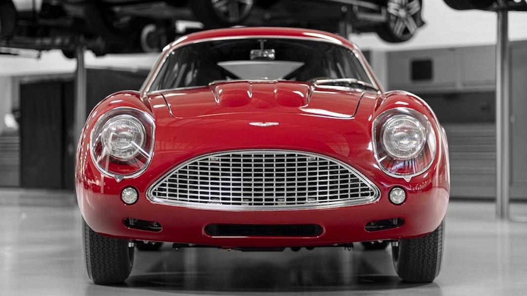 Aston Martin Db4 Gt Zagato Continuation Besserlängerleben At