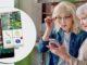 Mit einem Smartphone bleiben Senioren am Puls der Zeit. Foto: Emporia/akz-o