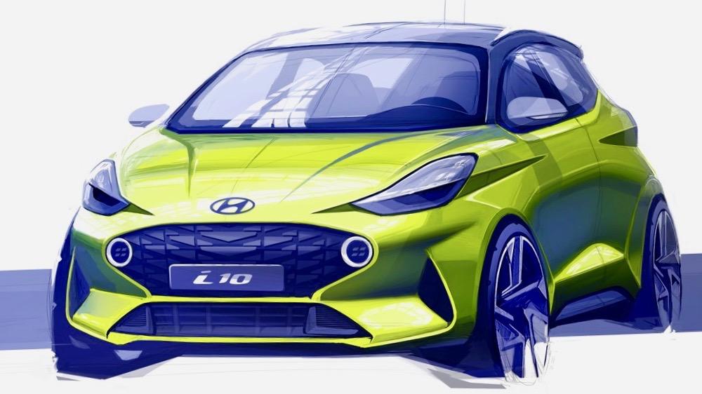 Der neue Hyundai i10 ©Hyundai