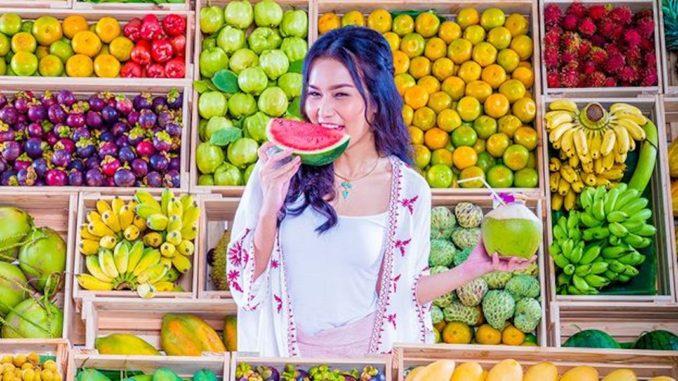 Thailändische Früchte